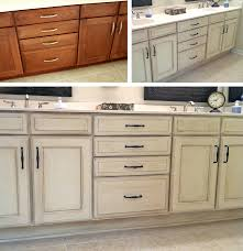 Antiqued Kitchen Cabinets Antiquing Kitchen Cabinets With Chalk Paint Kitchen Decoration