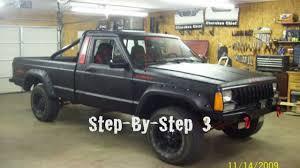 jeep comanche my 86 jeep comanche pt 3 youtube