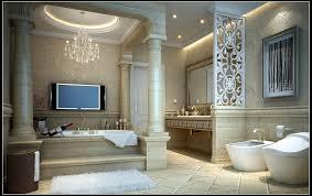 Bathroom Tv Ideas Luxury Master Bath Designs Waternomics Us