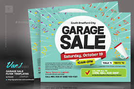 sales flyer templates garage sale flyer templates kinzi21