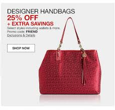 designer handbags on sale macy s friends family designer handbags sale