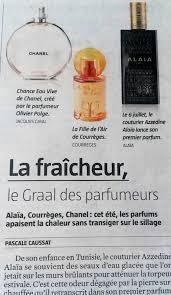 Le Journal Du Parfum Hermès Une Bonne Idée Par Jour