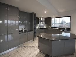 lacquered glass kitchen cabinets high gloss lacquer kitchen cabinet mordern lh la102