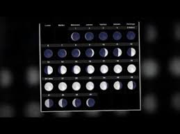 almanaque hebreo lunar 2016 descargar calendario lunar 2017 youtube