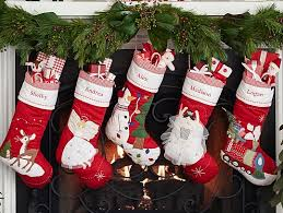 christmas stockings sale pottery barn stocking sale 40 off free shipping