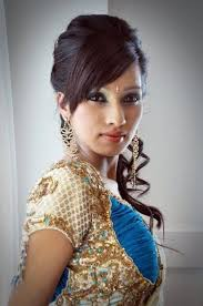 indian hairstyles engagement indian bridal style gallery hairstyles for women for engagement