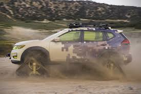 nissan rogue off road nissan rogue trail warrior project hiconsumption