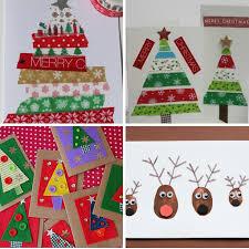 card making for christmas idea u2013 happy holidays