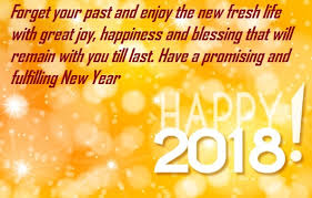 merry and best wishes for happy new year 2018 best wishes