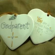 front message godparent back message you are a special blessing