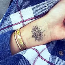 lotus flower designs ankle style by modernstork com