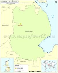 Norfolk Zip Code Map by Where Is Lincoln Location Of Lincoln In England Map