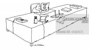 big desks cartoons and comics funny pictures from cartoonstock