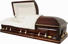 cost of caskets best price caskets 8884 solid mahogany casket br ivory velvet