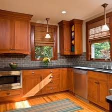 oak cabinets with granite spectacular kitchen backsplash pictures with oak cabinets m66 about