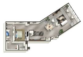 High Rise Residential Building Floor Plans by Downtown Dallas Apartments Mosaic Dallas Floor Plans