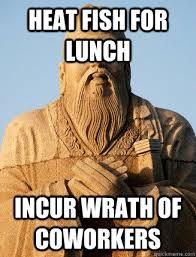 Confucius Says Meme - office confucius say memes quickmeme