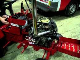 wheel horse 20 hp v twin kohler command youtube