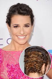 15 wedding braids we love best celebrity inspired bridal braided