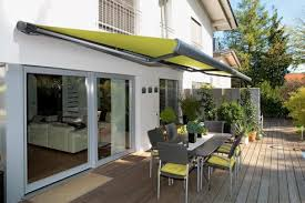 Cassette Awnings Retractable Folding Arm Awning Markilux 990 Kinder Cocoon