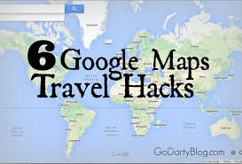Google Maps Argentina 6 Google Maps Travel Hacks U2013 Go Darty Blog