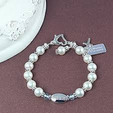 baptism charm bracelet beadifulbaby baptism bracelets