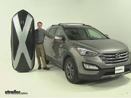 2013 hyundai santa fe xl review thule hyper xl roof cargo carrier review 2013 hyundai santa fe