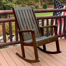 outdoor rocking chairs and pillow enjoyment outdoor rocking