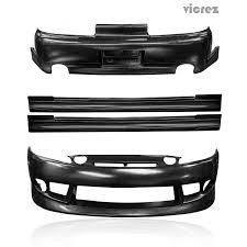 lexus auto parts usa vicrez lexus sc sc300 sc400 1992 2000 vzt style polyurethane front