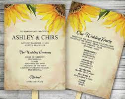 rustic wedding programs 129 best wedding program ideas images on program