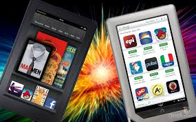 kindle books on nook color nook tablet vs kindle fire how the specs compare geek com