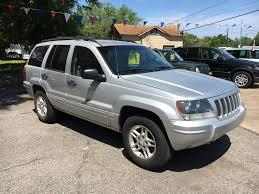 silver jeep grand cherokee 2004 2004 jeep grand cherokee laredo freedom motors freedom motors