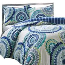 Aqua And White Comforter 100 Cotton Comforter Sets You U0027ll Love Wayfair