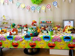 sesame birthday sesame party brody is 1 sesame streets sesame