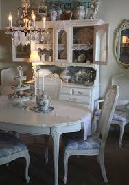 Terrific Shabby Chic Dining Table And Chairs Set  On Dining Room - Shabby chic dining room set