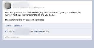 Last Christmas Meme - last christmas i gave you my heart fb rebrn com