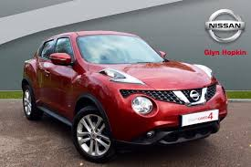 nissan juke 2017 red used nissan juke cars for sale in bishops stortford hertfordshire