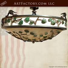 chandelier ceiling mounted celebrates mother nature lc920