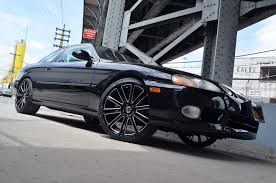 lexus sc400 wheels 20 black with laser mill inch rims flow