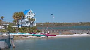 Wrightsville Beach Houses by Watersports Rental On The Nc Intercoastal Waterway Near