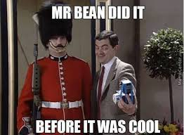 Selfie Meme - mr bean selfie by ghray meme center