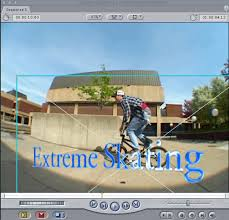 creating motion templates in final cut pro avid media composer