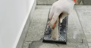 How To Regrout Patio Slabs Tile U0026 Grout Cleaning Blogs The Grout Medic