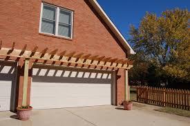 2 Door Garage Garage Design Luxury Garage Door Arbor Diy Pergola Designs