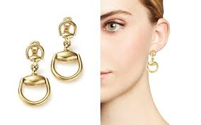 earrings gold gold stud earrings bloomingdale s