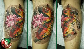 50 best carp fish tattoos