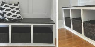 Diy Storage Bench Seat Plans by 77 Diy Bench Ideas U2013 Storage Pallet Garden Cushion Rilane