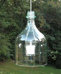 New Year Outdoor Decoration Ideas by Love It Hanging Glass Bottle Candle Holders Are Amazing For 2016