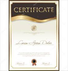 certificate template u2014 stock vector totallyout 29104539