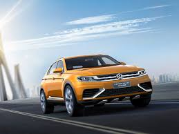 volkswagen coupe models volkswagen crossblue coupe concept first look automobile magazine